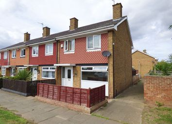 Thumbnail 3 bedroom end terrace house for sale in Ravendale Road, Middlesbrough