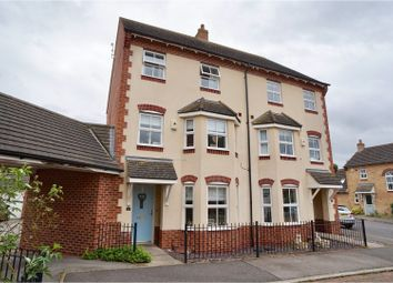 Thumbnail 3 bed semi-detached house for sale in Oak Tree Drive, Witham St Hughs