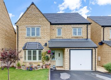 Thumbnail 4 bed detached house for sale in Halifax Way, Moreton-In-Marsh