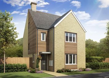 "Thumbnail 4 bed detached house for sale in ""The Lumley "" at Toddington Lane, Wick, Littlehampton"