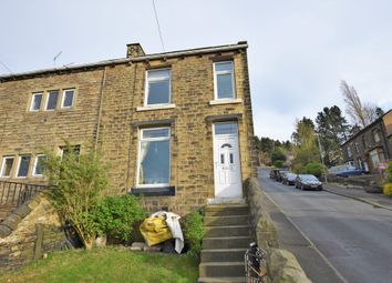 Thumbnail 3 bedroom end terrace house for sale in Kaye Lane, Linthwaite, Huddersfield