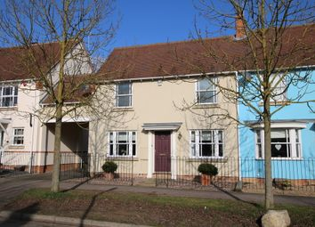 Thumbnail 3 bed semi-detached house for sale in 14 Baynard Avenue, Flitch Green, Dunmow, Essex