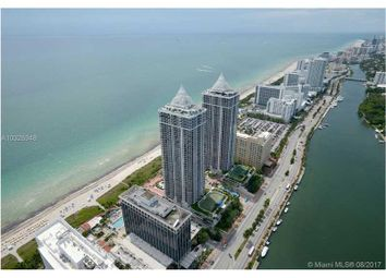 Thumbnail 3 bed town house for sale in 4779 Collins Ave 2003, Miami Beach, Fl, 33140