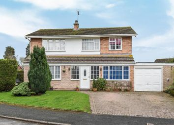 Thumbnail 4 bed detached house for sale in Moreton-On-Lugg, Hereford