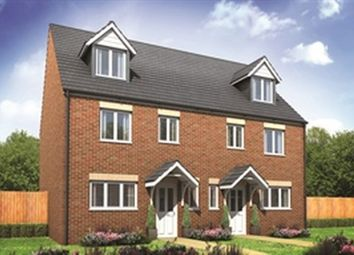 Thumbnail 4 bed semi-detached house for sale in Watnall Road Hucknall, Nottingham