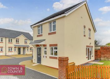 Thumbnail 3 bed detached house for sale in St Marks Mews, Church Hill, Connah's Quay, Flintshire