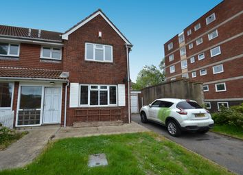 4 bed semi-detached house to rent in Upperton Road, Eastbourne BN21