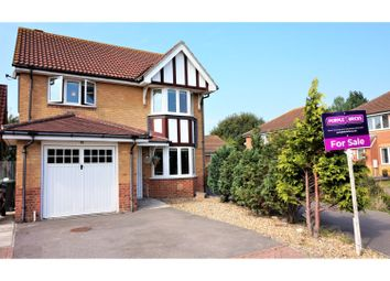 Thumbnail 3 bed detached house for sale in Martlet Close, Lee-On-The-Solent