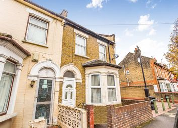 Thumbnail 5 bedroom end terrace house for sale in Norman Road, London