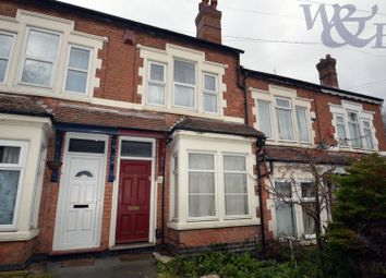 Thumbnail 3 bedroom terraced house for sale in Rosary Road, Erdington, Birmingham