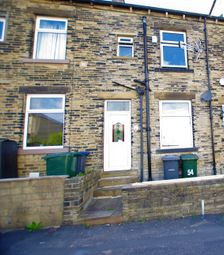 Thumbnail 3 bed terraced house to rent in Jer Lane, Bradford