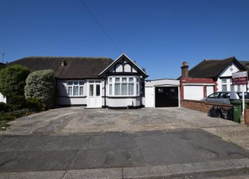 Thumbnail 2 bed semi-detached bungalow for sale in Morley Road, Chadwell Heath, Romford
