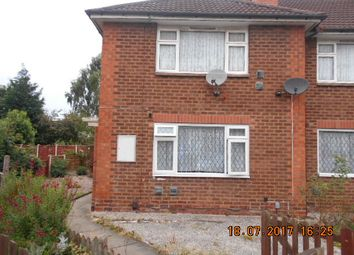 Thumbnail 4 bed end terrace house for sale in Dewhurst Croft, Stechford