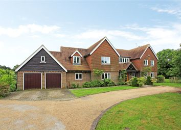 Thumbnail 5 bedroom detached house for sale in Tonbridge Road, Bough Beech, Edenbridge, Kent