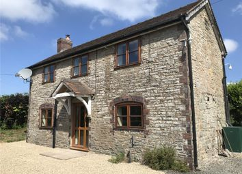 Thumbnail 2 bed detached house to rent in Twitchen, Clunbury, Craven Arms, Shropshire