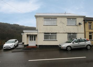 Thumbnail 4 bed semi-detached house for sale in Tonclwyda, Neath, West Glamorgan