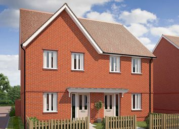 """Thumbnail 2 bed terraced house for sale in """"The Chester"""" at Saunders Way, Basingstoke"""