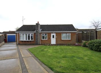 Thumbnail 3 bed bungalow for sale in Hornbeam Avenue, Scunthorpe, North Lincolnshire