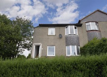Thumbnail 2 bed flat for sale in Dryburn Avenue, Glasgow