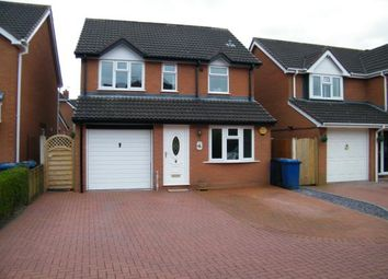 Thumbnail 4 bed detached house for sale in The Grove, Chase Terrace, Burntwood