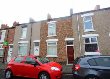 Thumbnail 2 bed terraced house to rent in Selbourne Terrace, Darlington