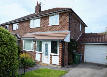 Thumbnail 3 bed semi-detached house for sale in Meadfoot Road, Moreton