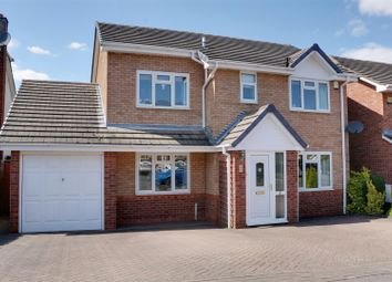 Thumbnail 4 bed detached house for sale in Nairn Road, Bloxwich, Walsall