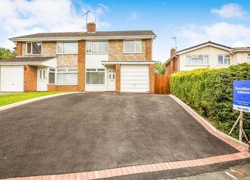 Thumbnail 3 bed semi-detached house for sale in Bryn Clwyd, Mynydd Isa, Mold, Flintshire