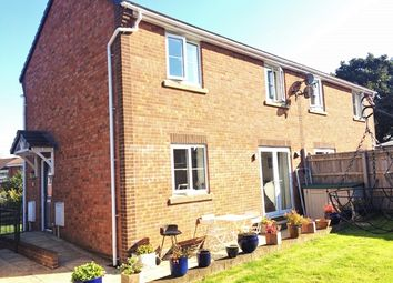 Thumbnail 3 bed semi-detached house for sale in Northcote Lane, Honiton