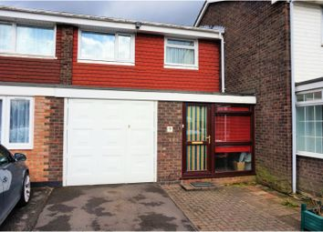 Thumbnail 3 bed terraced house for sale in Fuchsia Gardens, Southampton