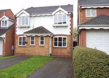 Thumbnail 2 bed semi-detached house to rent in Coachmans Croft, Wollaton, Nottingham