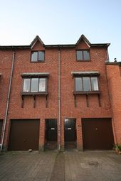 Thumbnail 3 bed town house to rent in Pound Lane, Topsham, Exeter