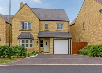 Thumbnail 4 bed detached house for sale in Halifax Way, Moreton-In-Marsh, Gloucestershire