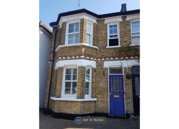 Thumbnail 3 bed semi-detached house to rent in Walpole Road, Bromley