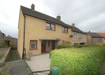Thumbnail 2 bed flat for sale in Aberdour Crescent, Dunfermline