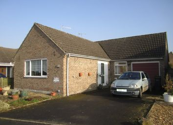 Thumbnail 2 bed detached bungalow for sale in Lakeside, Fairford