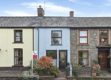 Thumbnail 2 bed terraced house for sale in Talgarth, Powys LD3,