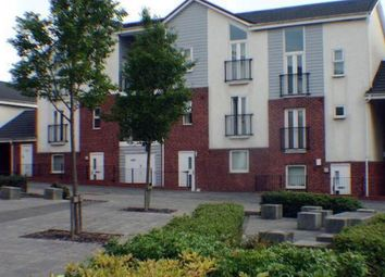 Thumbnail 1 bedroom flat for sale in Lock Keepers Way, Stoke-On-Trent