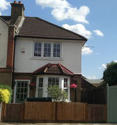Thumbnail 3 bed end terrace house for sale in Dorset Road, London, London