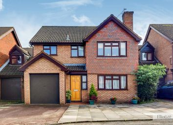 Thumbnail 4 bed detached house for sale in Strone Way, Hayes, Greater London