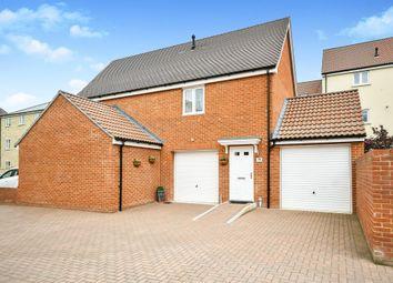 Thumbnail 1 bed property for sale in Truscott Avenue, Swindon