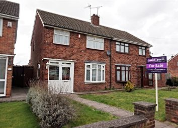 Thumbnail 3 bed semi-detached house for sale in Brixham Drive, Coventry