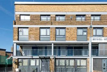Thumbnail 4 bed flat for sale in Bedwell House, London