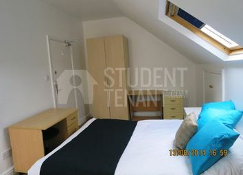 Thumbnail 8 bed shared accommodation to rent in Chaworth Road, Nottingham, Notts