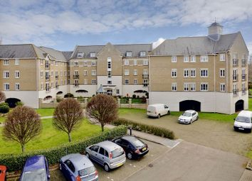Thumbnail 1 bed flat for sale in Cavendish Court, Crosshall Road, St. Neots