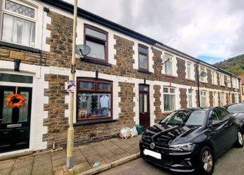 Thumbnail Terraced house to rent in Llewelyn Street, Pontypridd