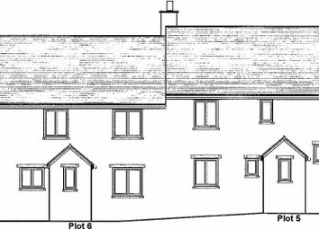 Thumbnail 2 bed semi-detached house for sale in Plot 6, Woodcote, Chagford