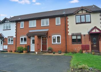Thumbnail 2 bed terraced house for sale in Birbeck Drive, Madeley, Telford, Shropshire.