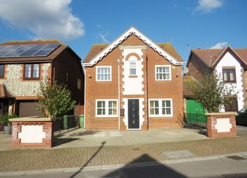 Thumbnail 5 bedroom detached house for sale in Edenbridge Road, Southsea