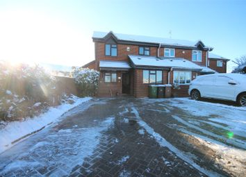 4 bed semi-detached house for sale in Tameton Close, Luton, Bedfordshire LU2
